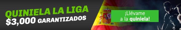 Boton Blog Quiniela La Liga Española